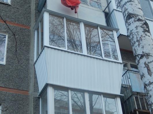 Балконы екатеринбург фото.