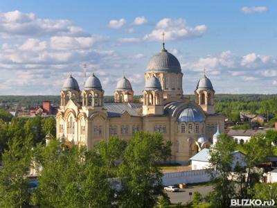 Экскурсия выходного дня из челябинска