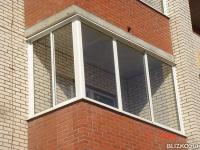 Остекление балконов оптом, сравнить цены в калининграде - на.