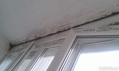 Балконы и лоджии. заделка щелей монтажной пеной до 50мм от к.
