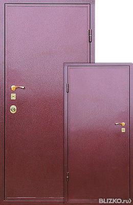 стальная дверь для дачи в можайске