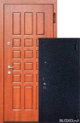 железная техническая дверь голицыно