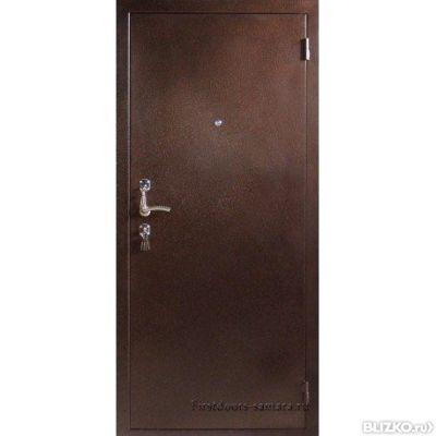 металлическая дверь эконом 5 цена