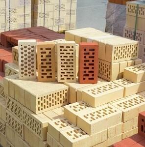 Кирпич, камень, блоки