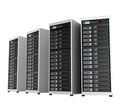 Серверы и комплектующие