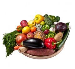 Овощи, фрукты, зелень, грибы