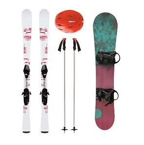 Товары для зимних видов спорта