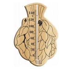 Банные часы и термометры