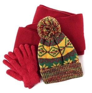 Головные уборы, шарфы