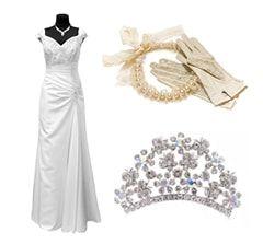 Свадебные платья, костюмы, аксессуары