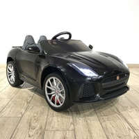 Детский электромобиль Jaguar F-Type 4x4